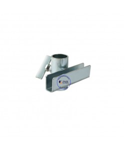Round Square Bar Canopy Bracket 150033